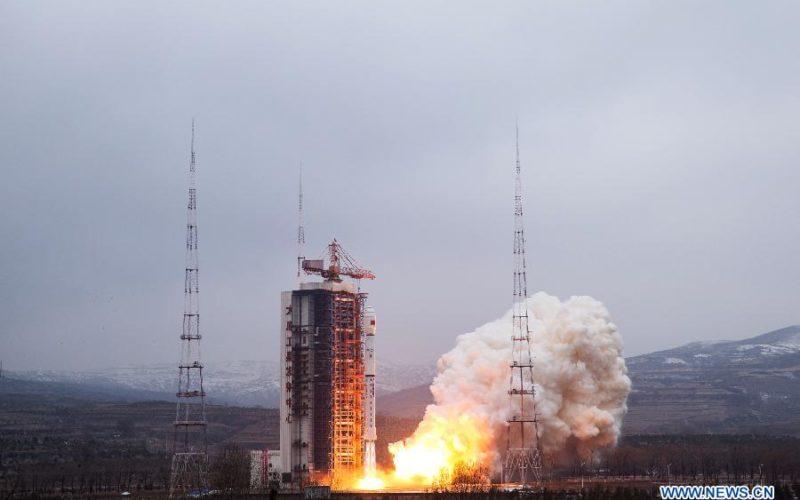 China Launches Yaogan-28 Remote Sensing Satellite from Taiyuan