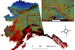 USGS Projects Large Loss of Alaska Permafrost by 2100