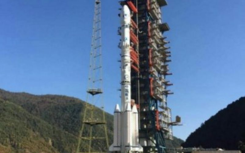China Launches Gaofen-4 Remote Sensing