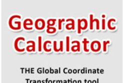 Geographic Calculator 2016 Now Available with Significant Upgrades in Design and Performance