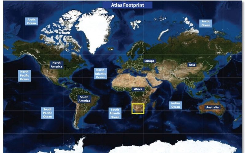 The First Remote Sensing Atlas to be Launched in SA