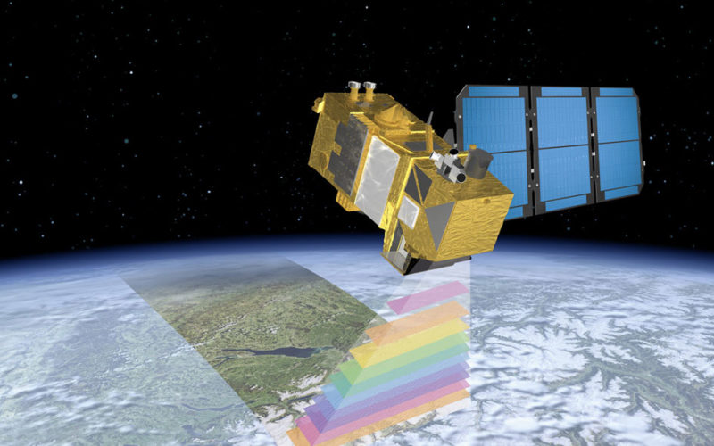 ESA Announce the Online Availability of Sentinel-2A Orthorectified Imagery