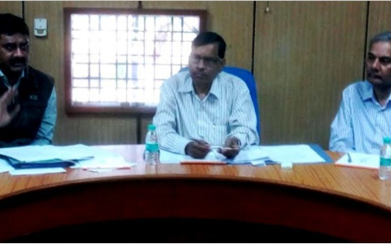 Training For Thailand Officials at  Indian Institute of Surveying & Mapping, Survey of India