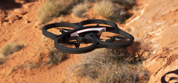 New Technique to Help Drones Manoeuvre Safely in Mountains