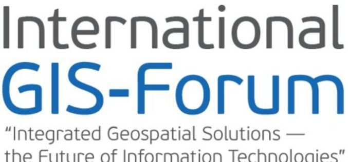 """10th International GIS-Forum """"Integrated Geospatial Solutions – the Future of Information Technologies"""""""