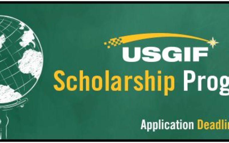 USGIF Scholarship Program Now Open