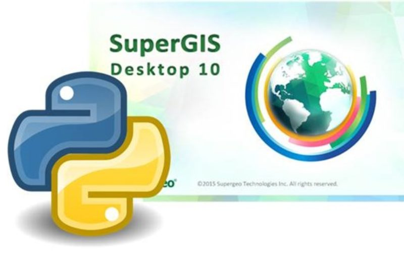 Several Improvements Made in the Latest Version of SuperGIS Desktop 10
