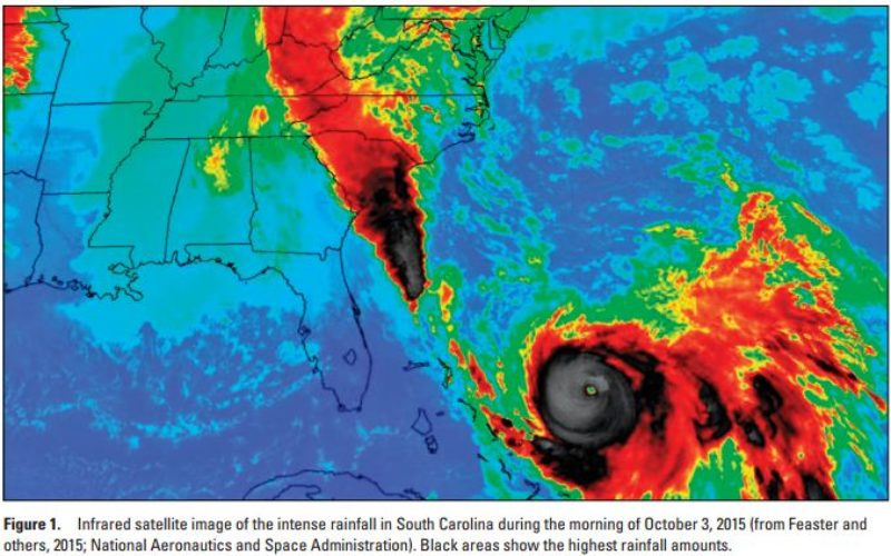 New Maps of 2015 Floods Help S. Carolina Plan for the Future