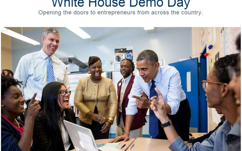 Esri Showcases Open Opportunity Data in ArcGIS Platform at White House Demo Event