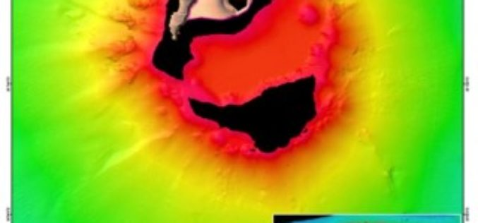 Scientists Explore Earth's Newest Land Using Advanced, High-Resolution 3D Mapping