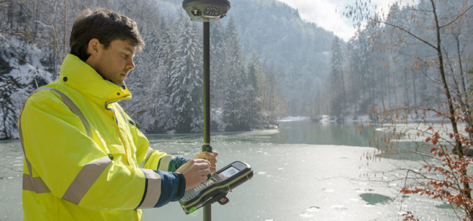 Leica Captivate Experience Continues with Self-learning GNSS, Dynamic Lock for MultiStations