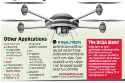 Bengaluru Civic Corporation to Use Drones for Mapping Property & Taxes