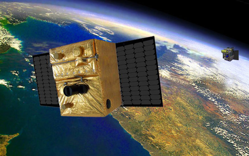 BIROS Fire Detection Satellite Successfully Launched into Space