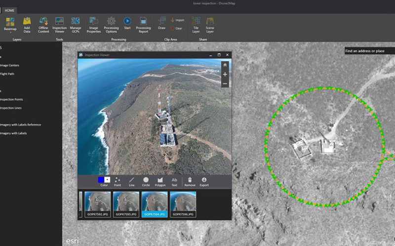 Esri Announces the Release of Drone2Map for ArcGIS