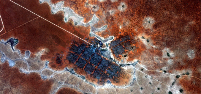 Earth Observation for Humanitarian Aid