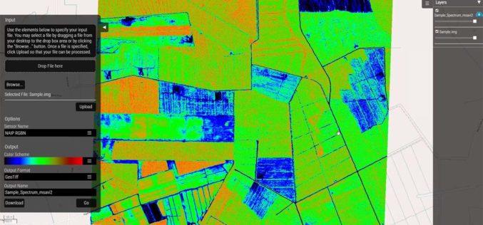 Hexagon Geospatial Launches Vegetation Health Smart M.Apps