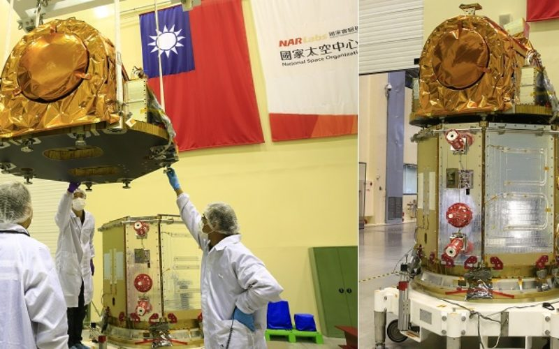 Taiwan to Use Japan's Satellite Services Until FORMOSAT-5 is Launched