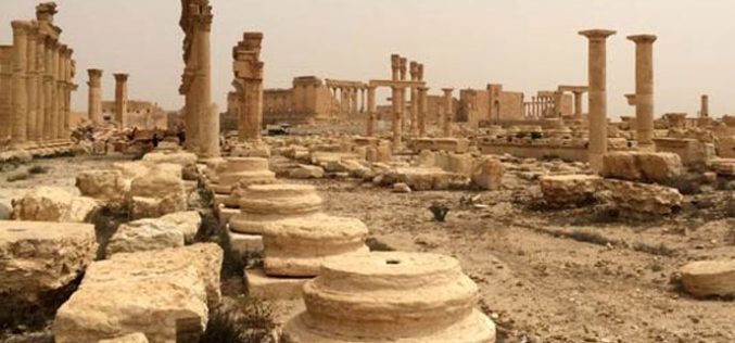 Two UN Agencies Adopted Geospatial Technologies to Protect Cultural Heritage