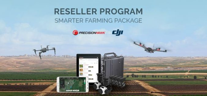 PrecisionHawk Launches Reseller Program for Smarter Farming Package