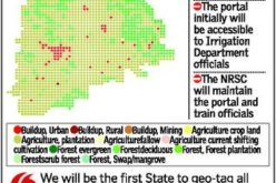 Telangana Goes for Geo-tagging With the Help of NRSC and ICRISAT
