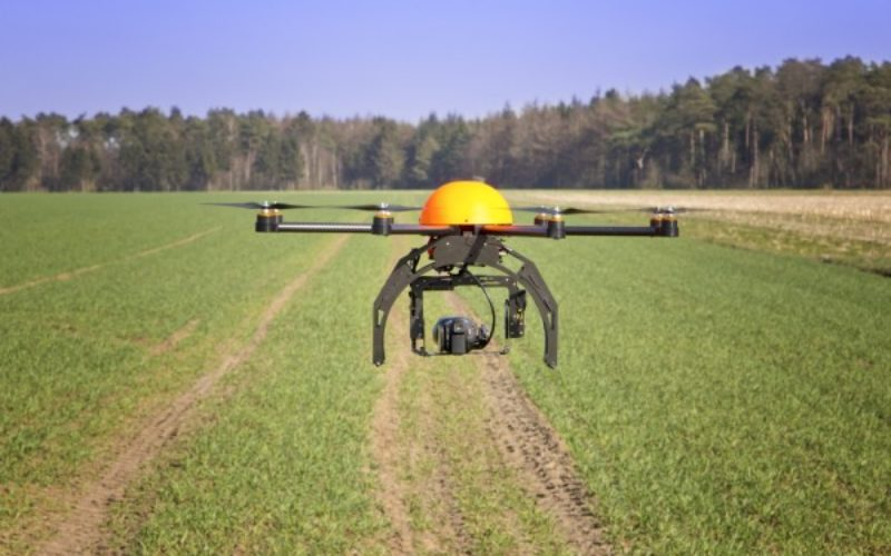 Agricultural Drone Market Size Anticipated to Achieve Over USD 555 Million at a CAGR of 21% from 2016 to 2023