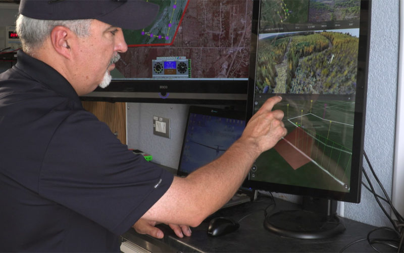 Kongsberg Geospatial and FAA ASSURE UAS Centre of Excellence Partner for Operational Trials of Detect and Avoid and Beyond Visual Line of Sight Display Software