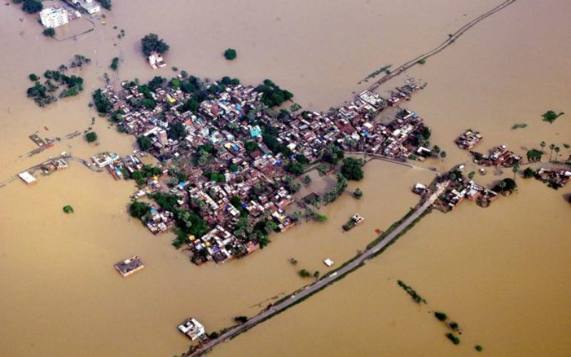 Bihar the Most Flood-prone State of India Aided by New Satellite Mapping