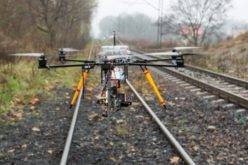 Drones to Monitor Indian Railways Projects