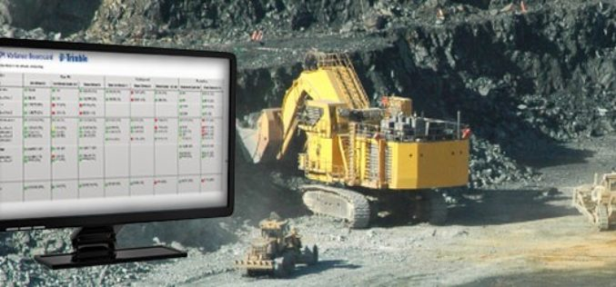 Trimble Connected Mine Provides Spatial Data Visualization Using Trimble and Microsoft Mixed-Reality Technologies