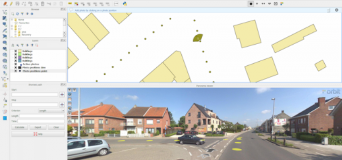 Orbit GT Launches QGIS Plugin for Mobile Mapping