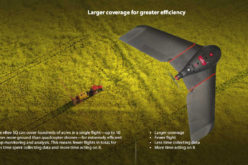 senseFly Ups The Agricultural Ante With Launch Of High Precision, Large Coverage eBee SQ Drone