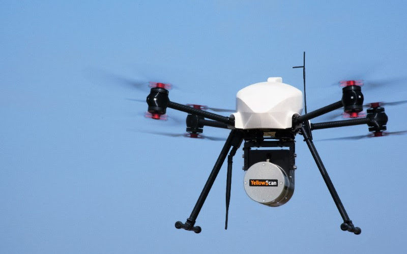 NASA Scientists Developed Technology to Help Drones Land Safely