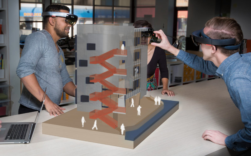 Trimble's New SketchUp Viewer for Microsoft HoloLens Enables Users to Inhabit and Experience Designs