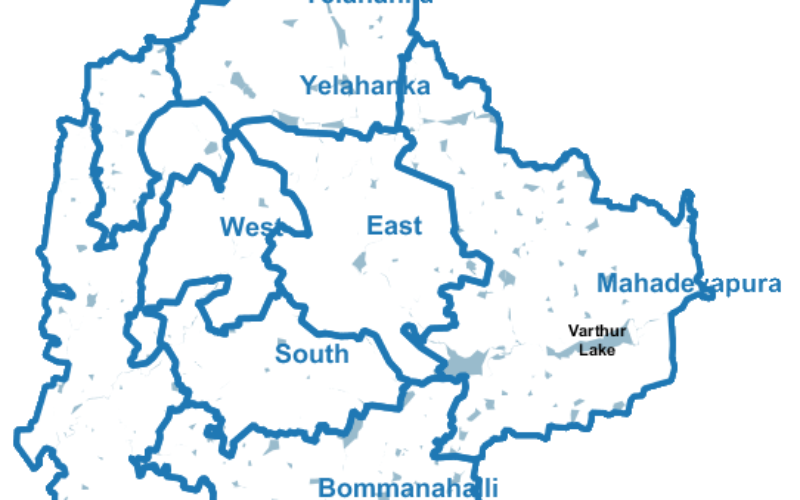 Bengaluru City to Have Geospatial Enabled Property Tax Information System