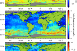 New Suite of Products Available For SRAL Instrument on the Copernicus Sentinel-3a Satellite