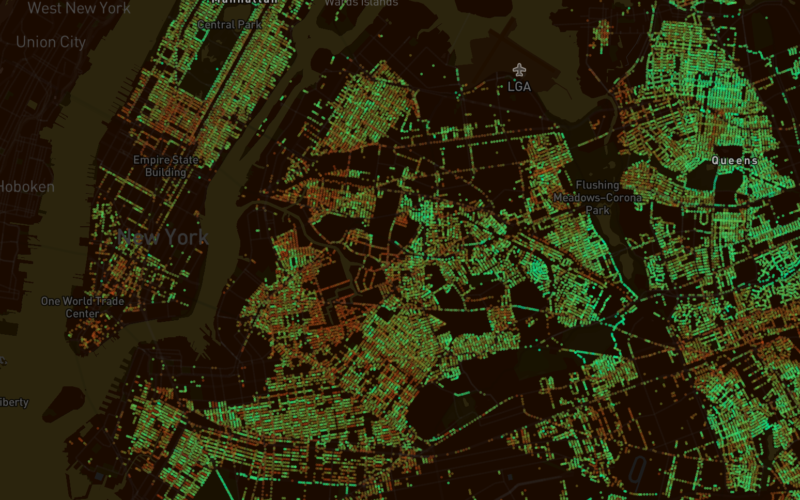 MIT in collaboration with World Economic Forum LaunchTreepedia To Measure Green Canopy in Cities