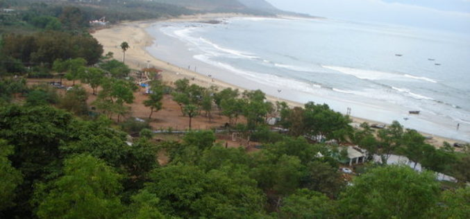 National Institute of Oceanography to Map the Coastline of Andhra Pradesh