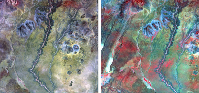 NAU Scientist Uses Remote Sensing to Detect Groundwater in Drought-stricken East Africa