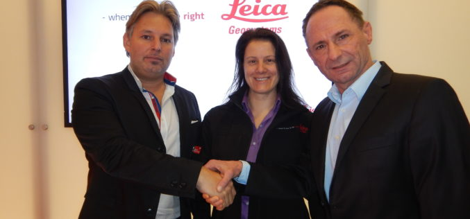 Leica Geosystems Partners with Geolantis to Integrate a Cloud Based Utility Mapping Platform