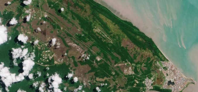 Earth Firmly in View – Sentinel-2B Satellite Successfully Launched