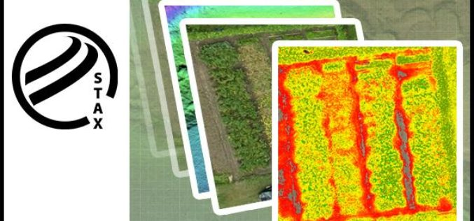 PCI Geomatics Releases STAX for UAV