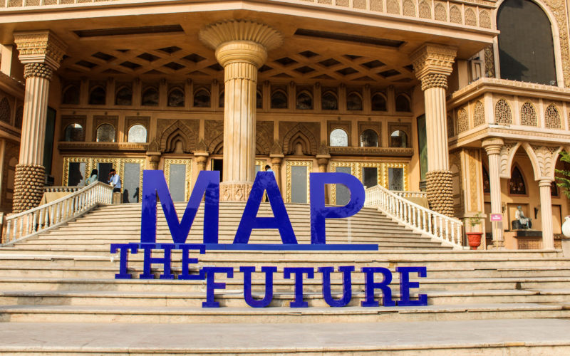 MapmyIndia builds first Digital Map Twin of Real World