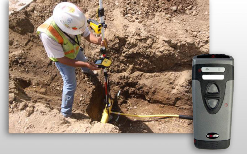 CartoPac Unveils Barcode Scanner Solution for Gas Utility Pipeline Mapping