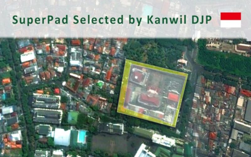 Taxation Authority in Indonesia Selects SuperPad 3.3 to Collect Data
