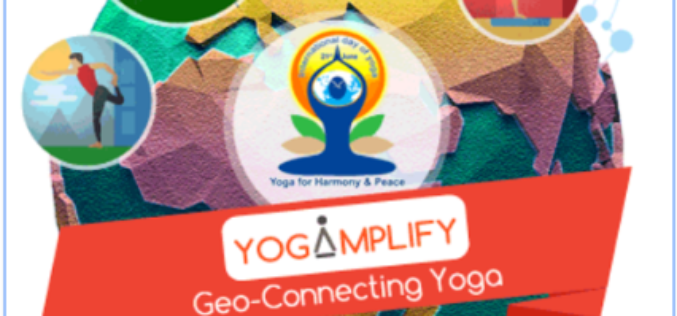 """Are You a Yoga Enthusiast?  """"Yogamplify"""" is Your One Stop Destination to Explore Events and Activities"""