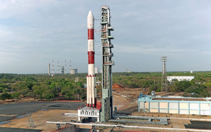 ISRO Successfully Launches Cartosat-2 Series Satellite Along with 30 Co-passenger Satellites