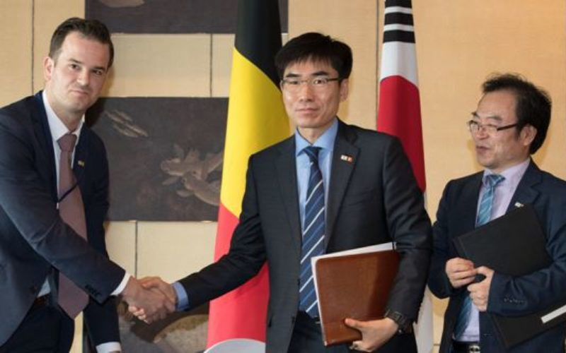 SI Imaging Services Signs MoU with Luciad NV in Belgiumand G-Ros in Korea