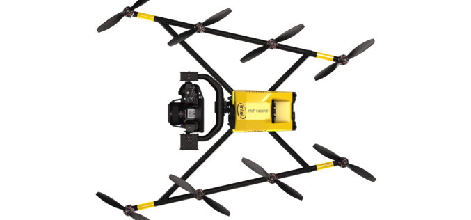 Honeywell Launches UAV Industrial Inspection Service, Teams With Intel On Innovative Offering