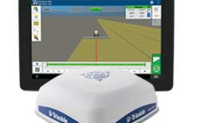 Trimble Introduces ISOBUS-Compatible GFX-750 Display System with Advanced Guidance Controller for Agriculture Applications