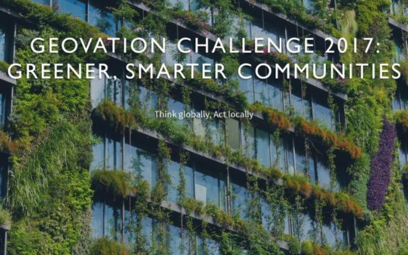 Geovation Challenge: Turn Your Great Idea into a Great Business